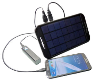 POWERplus Camel solar powerbank