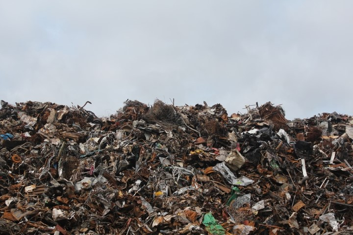 Rubbish at recycling, contamination diverts tons of waste to landfill
